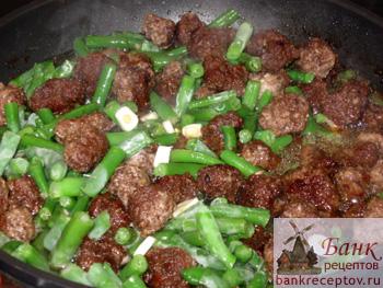 фасоль зеленая с фото рецепты приготовления