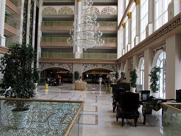 Отель Амара Дольче Вита, Турция, входная группа, фото