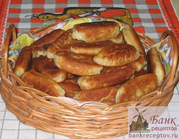 пирожки с грибами рецепт с фото
