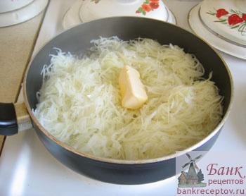 Как сделать капусту белой