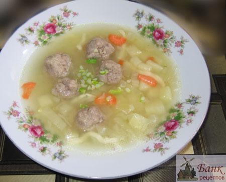 Рецепты супов с картинками