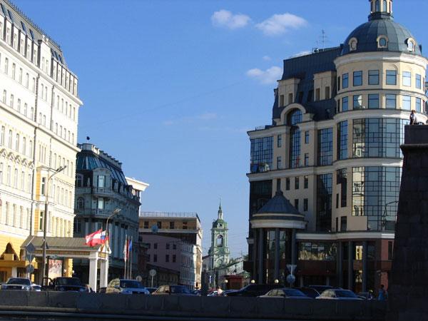 Центр москвы