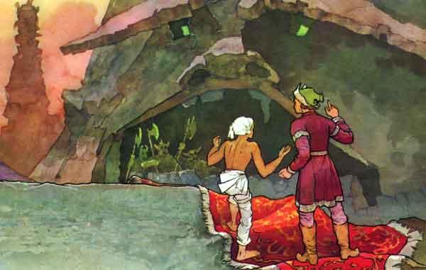 Ворота замка Кащея Бессмертного, фото