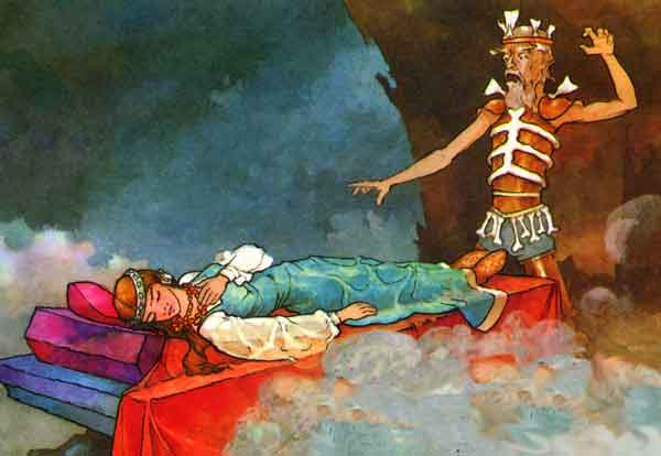 Сказка про Кащея бессмертного, фото