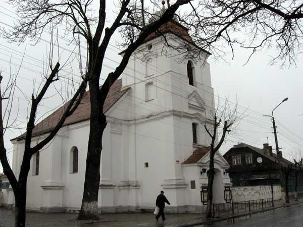 Церковь коммунистов, Пинск, фото