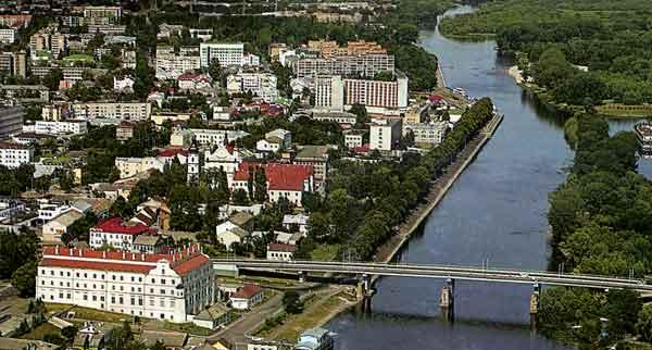 Пинск - столица Полесья, Белоруссия (фото)