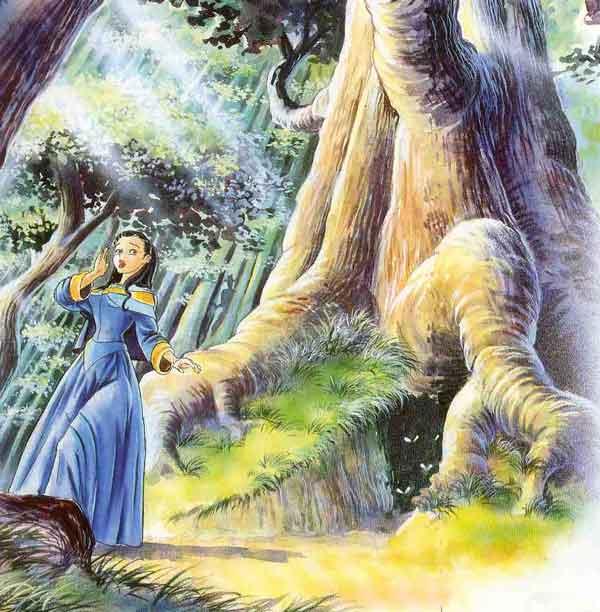 Иллюстрация 3 к сказке Белоснежка