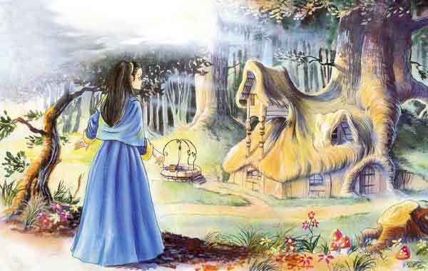 Иллюстрация 4 к сказке Белоснежка