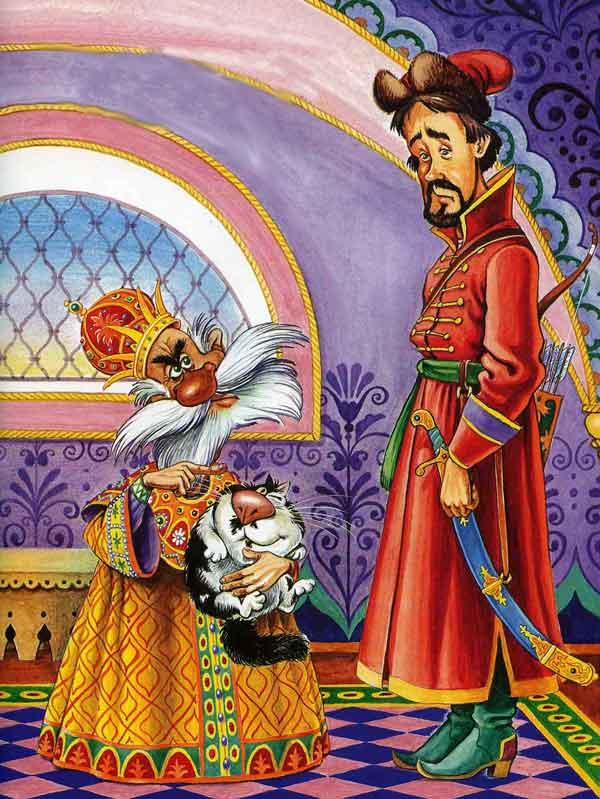 Иллюстрация 3 к сказке Жар-птица...