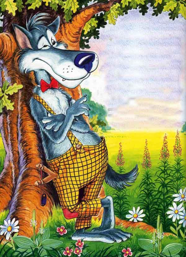 Иллюстрация 4 к сказке Кот и лиса