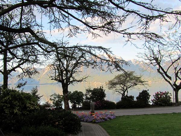 Женевское озеро, виды, фото