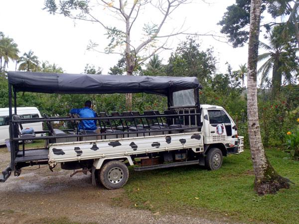 Грузовик, Доминикана, фото