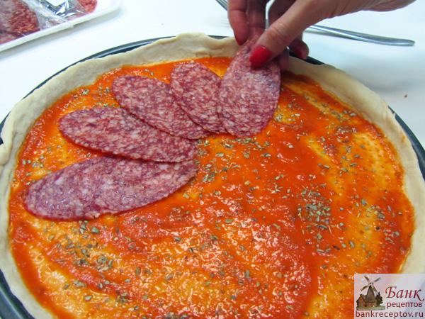 Приправы для пиццы своими руками