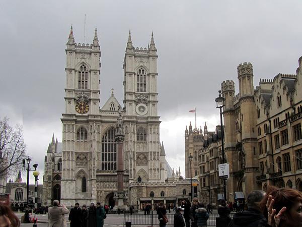 Университетская Церковь Святого Петра в Вестминстере, фото
