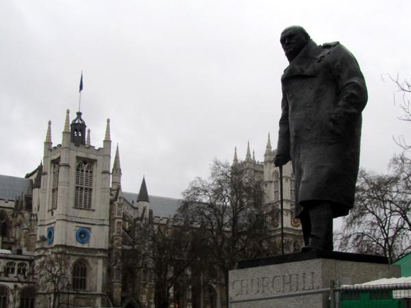 церковь Святой Маргариты и Черчилль, фото