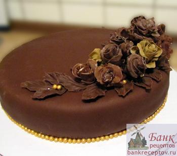 Красивые торты из мастики фото