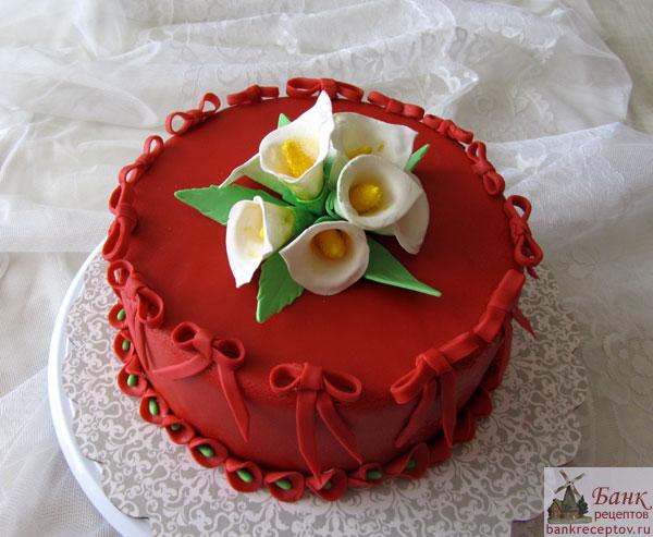 Торт Славянский рецепты с фото 3
