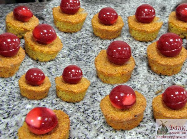 ягодные шарики, фото