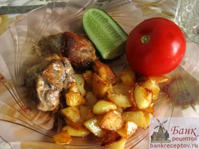 Блюда из сала рецепт с фото