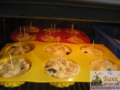 Рецепты кексов в силиконовых формочках готовятся быстро и просто