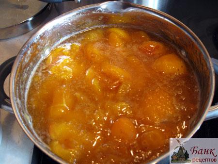 рецепт варенья из мелких абрикосов