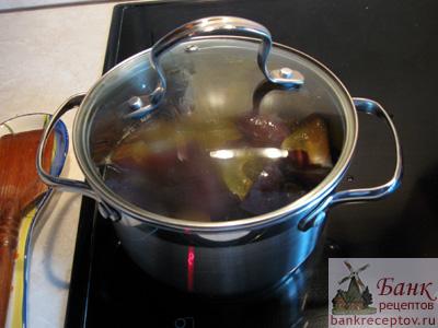 рецепт соуса из брусники к мясу на зиму